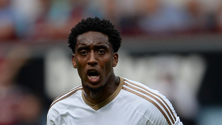 Leroy Fer is set to complete a permanent move to Swansea