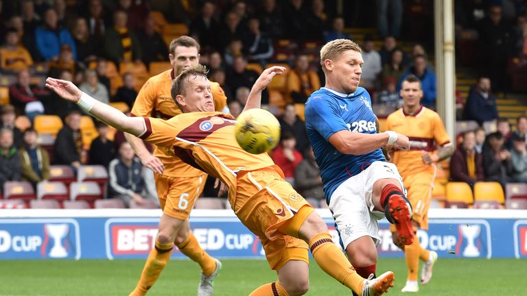 motherwell vs rangers - photo #5