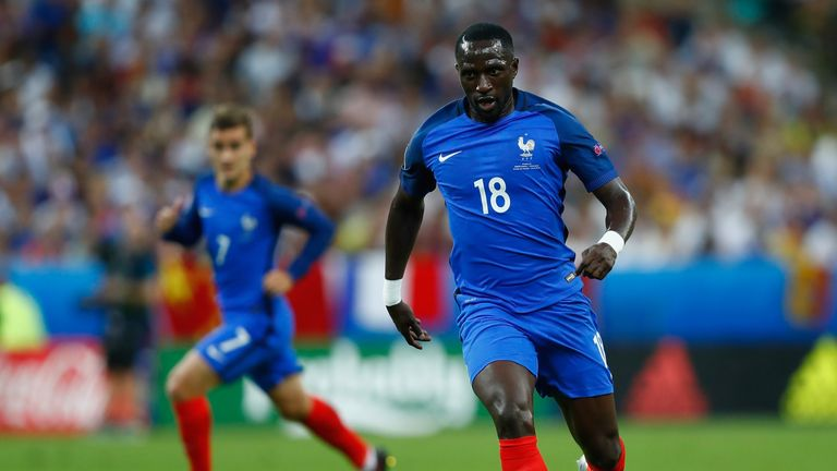 Moussa Sissoko made the most of his opportunity in the final