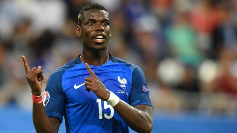 Paul Pogba is not worth as much as Paul Scholes, according to Diego Forlan