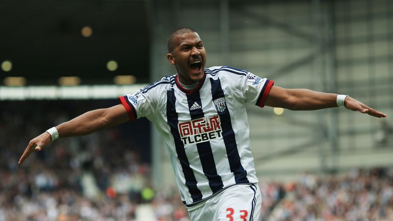 Salomon Rondon is favourite to open the scoring for West Brom