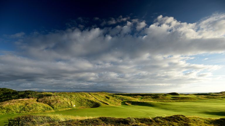 Royal Troon is another of Scotland's greatest courses