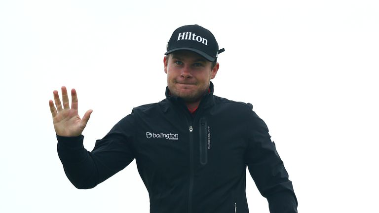 Tyrrell Hatton, who turns 25 on Friday, is showing more maturity in his approach