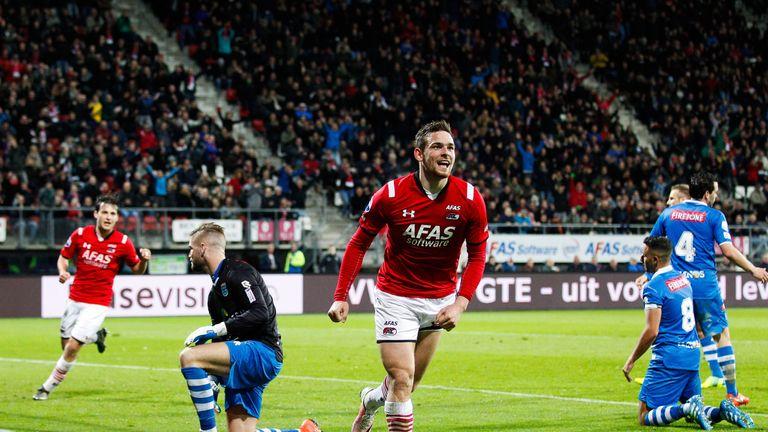 Janssen enjoyed a great campaign at AZ Alkmaar last season