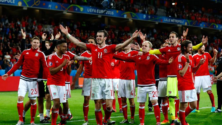 wales can move into the fifa world rankings top six by beating portugal