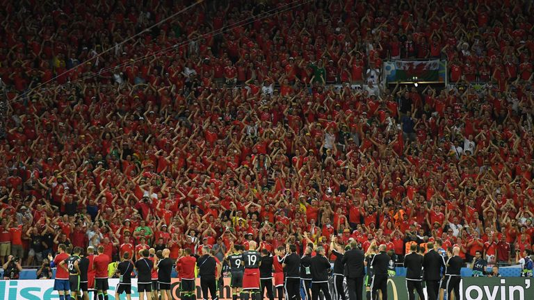 Wales defied the odds to reach the semi-final of the Euros in France