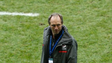 Brendan Venter was in charge at Saracens in 2014