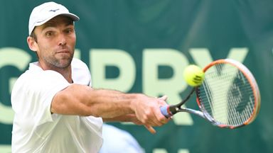 Ivo Karlovic won his seventh career title in Rhode Island
