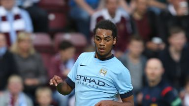 Jason Denayer first arrived at Manchester City in 2013