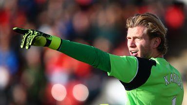 Loris Karius has impressed so far in pre-season for Liverpool