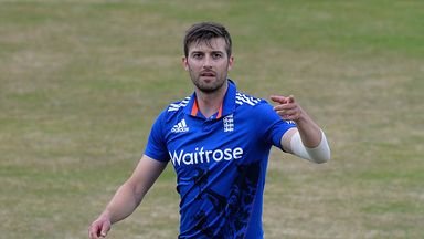 Mark Wood last played for England in the ODI against Pakistan in Cardiff last September