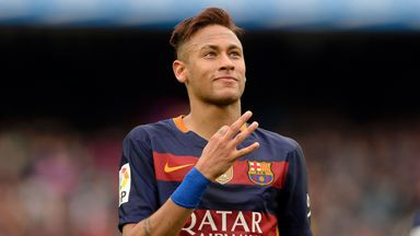 Neymar has signed a new deal at Barcelona until 2021