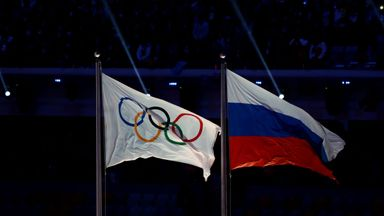 Russian track-and-field athletes are already banned from competing in the Rio Olympics