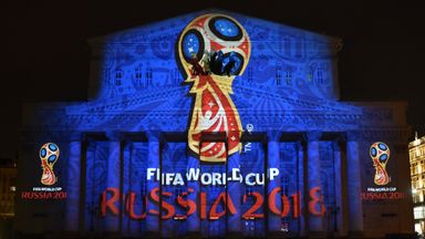The race to qualify for the Russia 2018 World Cup is underway