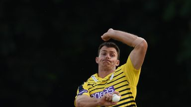 Ryan McLaren has played 54 ODI matches, taking 77 wickets at an average of 27