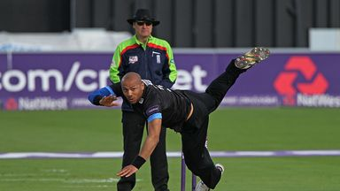 Sussex paceman Tymal Mills gives his top fast-bowling tips.