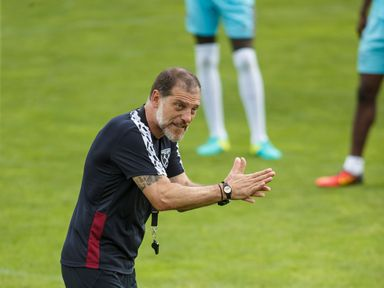 Slaven Bilic: Ready for West Ham to start the season