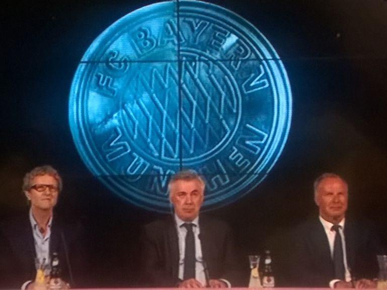 Ancelotti promises attacking football at Bayern