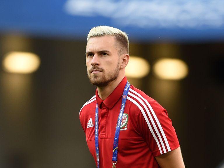 Ramsey Wales boss Coleman recalls Arsenal midfielder for Serbia challenge