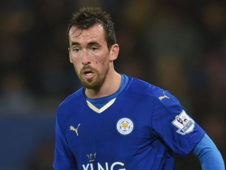 Christian Fuchs caps Leicester's return to form with stunning strike