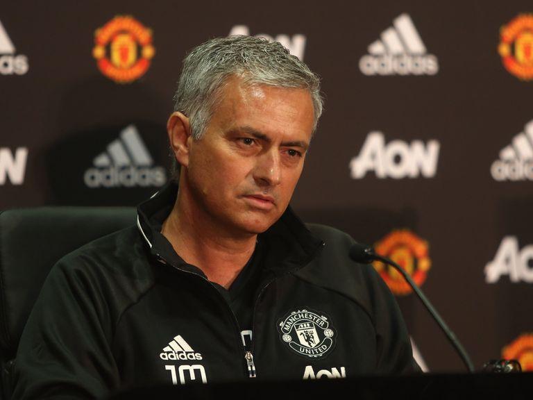 ผลการค้นหารูปภาพสำหรับ jose mourinho manchester united