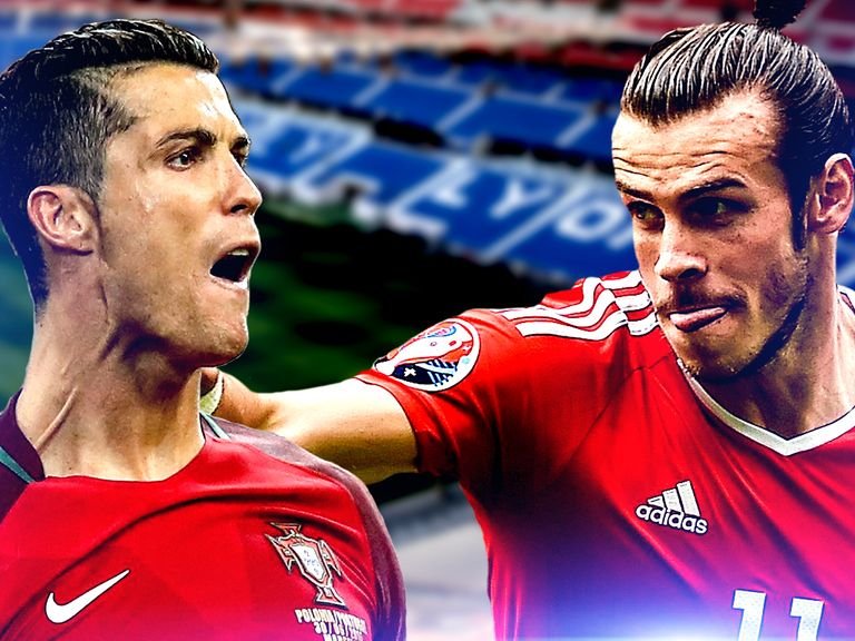 Euro 2016 Final: France vs. Portugal preview, by the numbers
