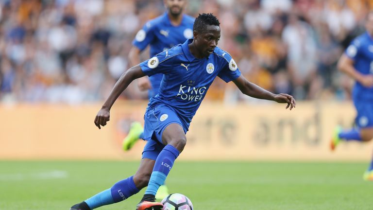 Ahmed Musa was one of few bright sparks for Leicester