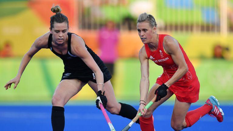 Danson was on target twice in semi-final win over New Zealand