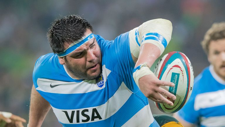 Pumas tighthead Ramiro Herrera has joined the growing list of ineligible stars playing in Europe