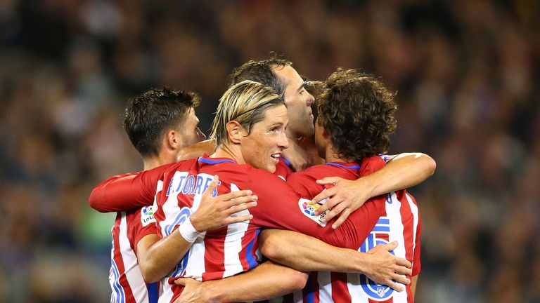 La liga round up fernando torres scores twice in atletico madrid fernando torres scored twice for atletico madrid in their victory over leganes voltagebd Image collections