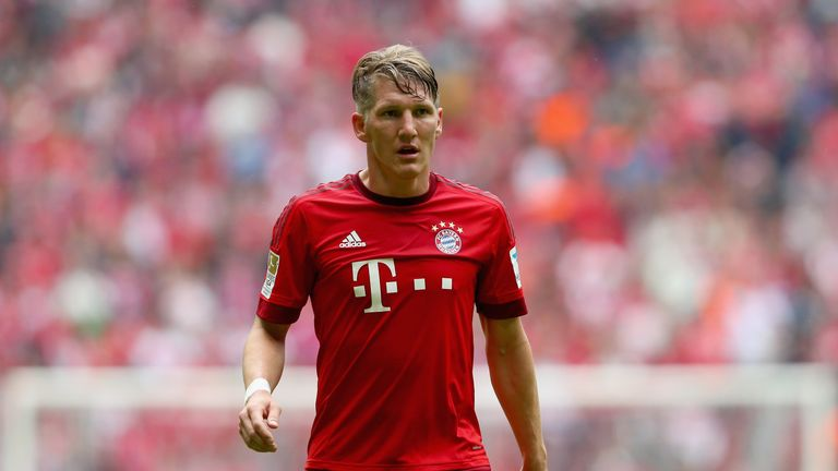 Bastian Schweinsteiger has been told there could be a place for him back at Bayern Munich