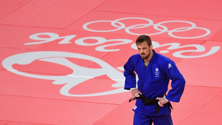 Richard Kruse foiled in attempt to become Britain's first Rio Olympics medallist