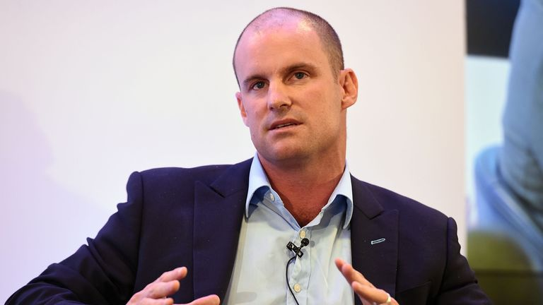 Image result for andrew strauss