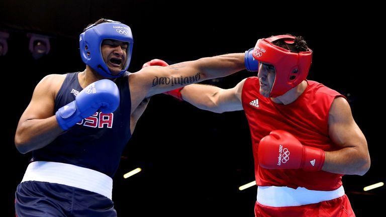 Olympic Boxing Team USA Makes History With No Heavyweights At Rio - Olympic boxing schedule