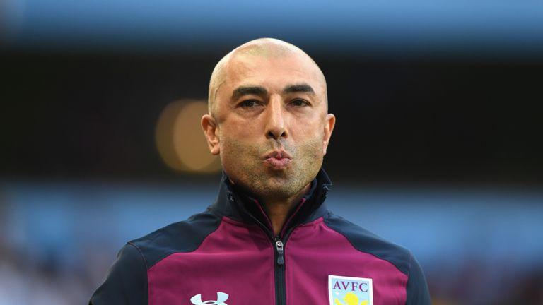 Roberto Di Matteo said his Villa side must learn after more dropped points