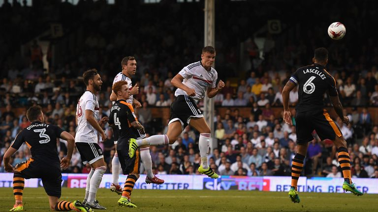 Newcastle's season started badly a 1-0 defeat at Fulham on the opening weekend of the campaign