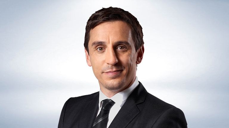 Gary Neville gives his verdict on Manchester City v Liverpool