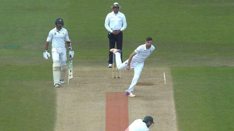 Pakistan leads England by 39 runs at lunch