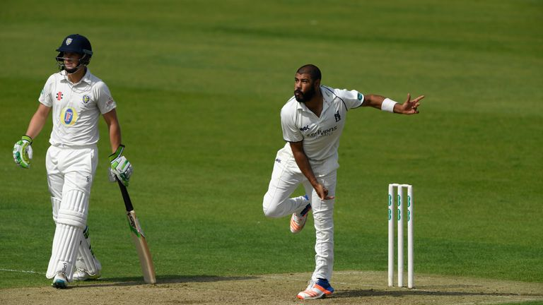 Jeetan Patel is on course to win the PCA's MVP Award for the second time in three years