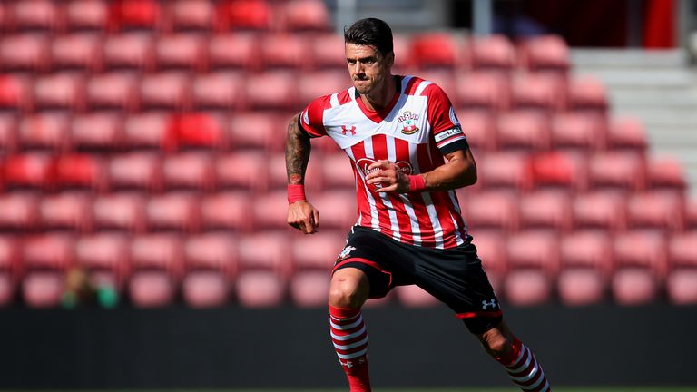 Jose Fonte has 18 months left on his deal with Southampton