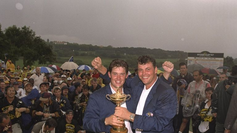 Westwood backs 'experienced' Ryder Cup rookies to come good
