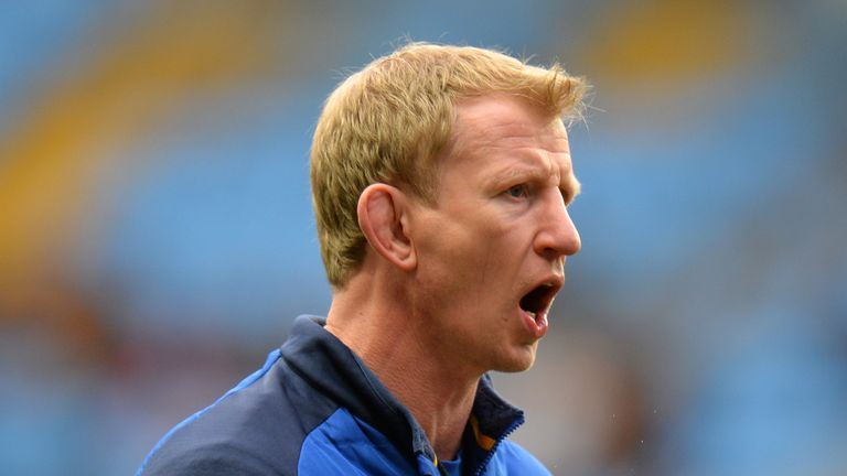 Leo Cullen is looking forward to Champions Cup rugby with Leinster