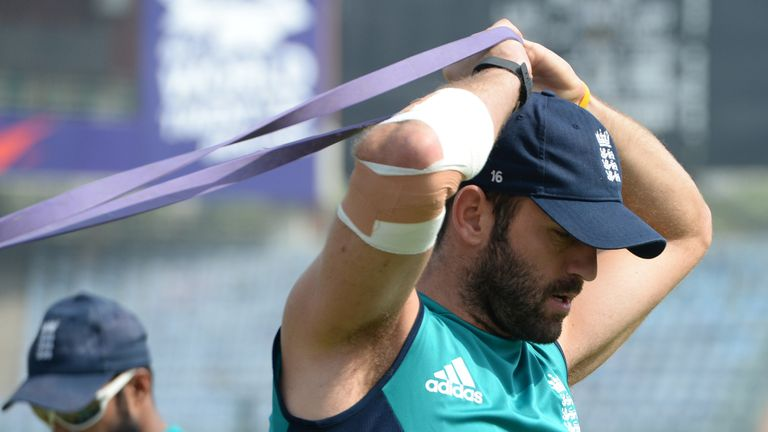 Liam Plunkett puts the hard yards in in the gym, says Woakes