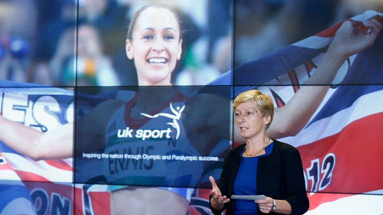 Liz Nicholl is pleased with UK Sport Culture Health Check results but concedes more work needs to be done