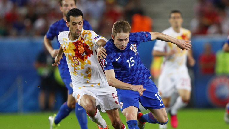 Marko Rog is also understood to be of interest to English clubs