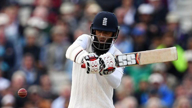 Could Ali benefit from a move up to No 5 in the England batting order?