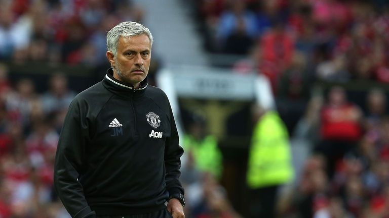 Jose Mourinho insists one more player is on the way to Old Trafford