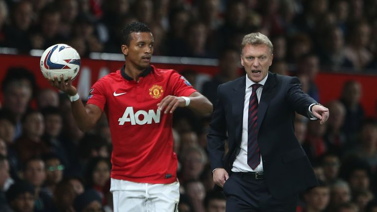 David Moyes was sacked by Manchester United inside his first season at Old Trafford