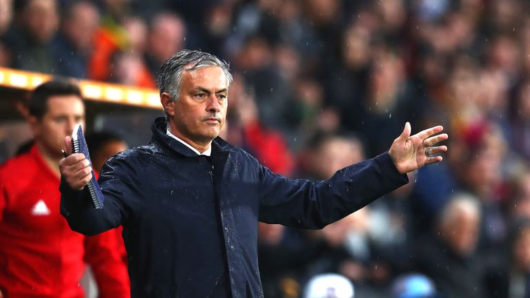 Manchester United manager Jose Mourinho could also be without Marcos Rojo and Sergio Romero