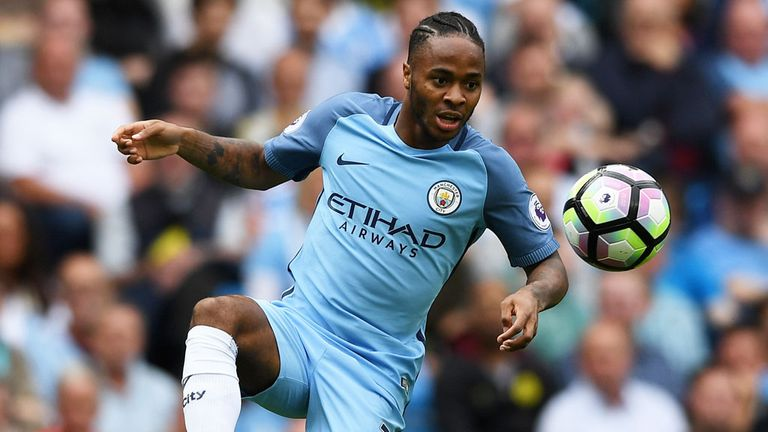 Raheem Sterling Top Performing Young Player Across Europe